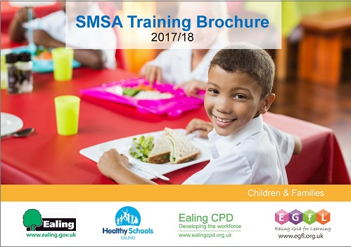 Download the SMSA training brochure 2017/18