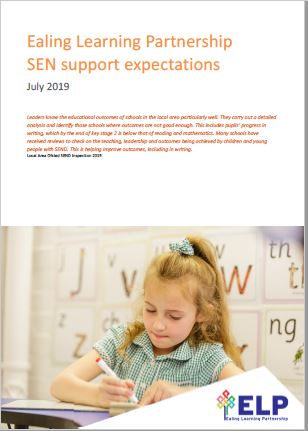 SEN support expectations document